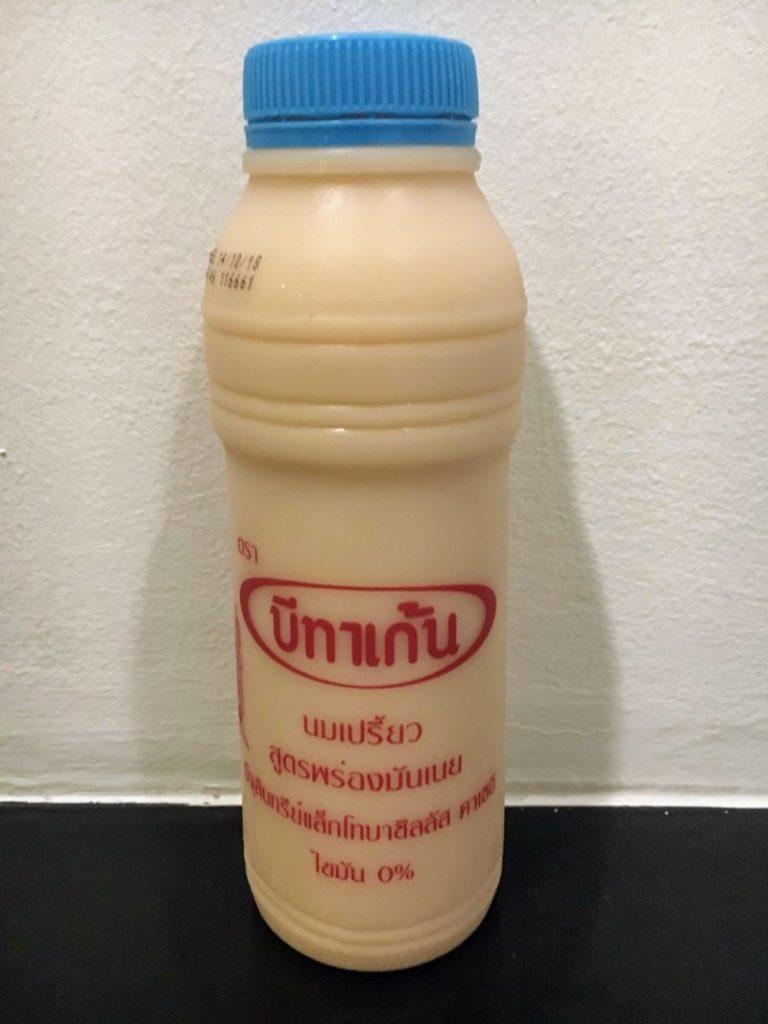 ミルクヤクルト