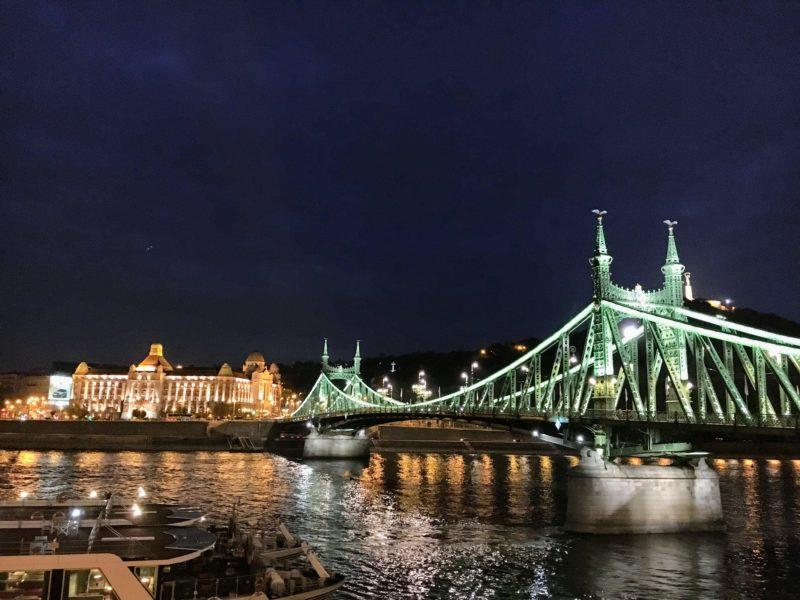 ブダペストのリバティ橋