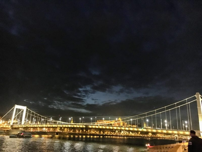 ブダペストのエリザベス橋