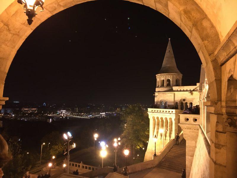 ブダペストの漁夫の砦