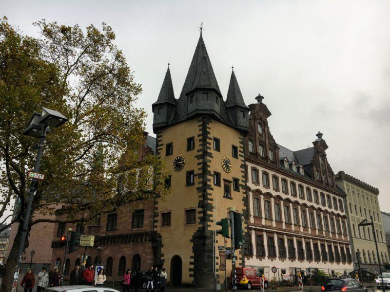 フランクフルト歴史博物館
