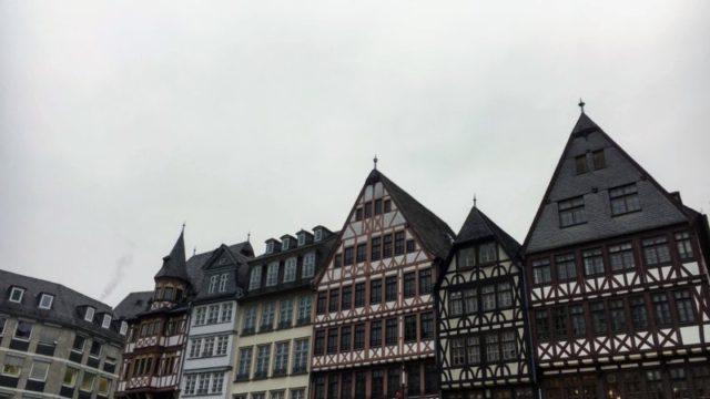 フランクフルトのレーマー広場