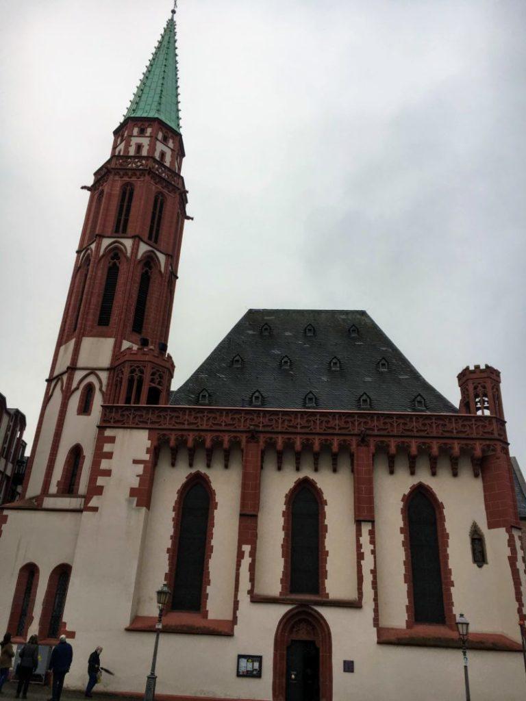 フランクフルトのルーテル教会