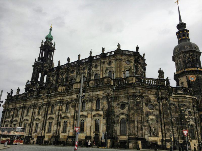 ドレスデンのカトリック旧協定教会