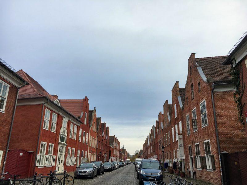 ポツダムにあるオランダ人街