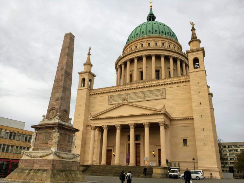 ポツダムのニコライ教会