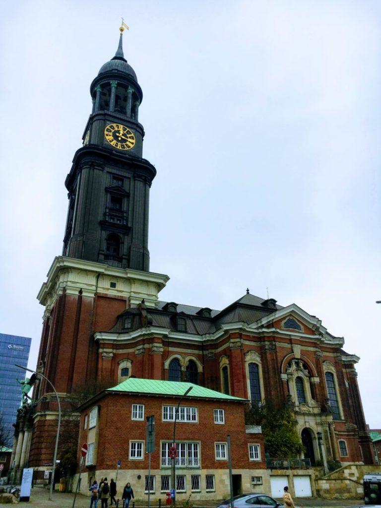 ハンブルクの聖ミヒャエル教会