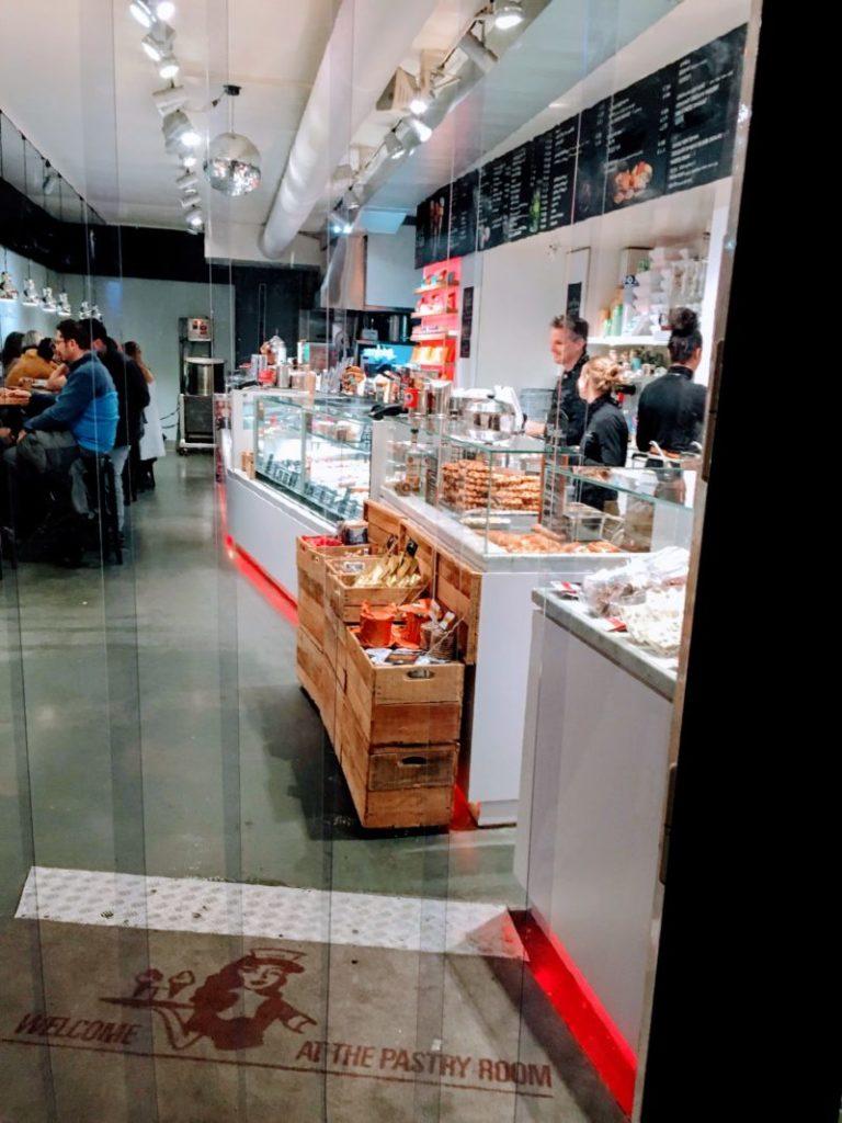 アムステルのカフェメトロポリタン