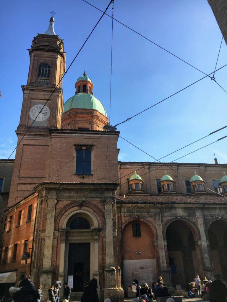 ボローニャの聖バルトロメオ教会