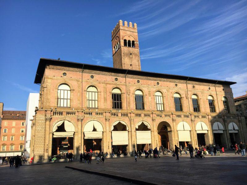 ボローニャのポデスタ宮殿
