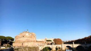 サンタンジェロ城と橋