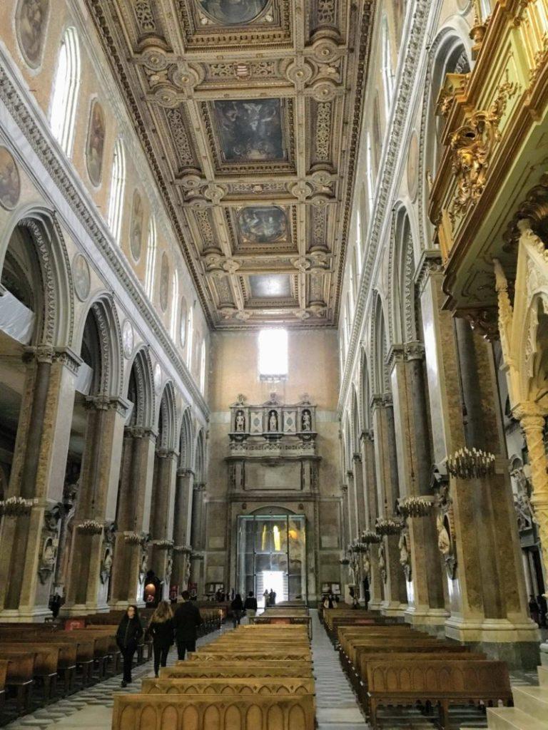 ナポリのサン・ジェンナーロ礼拝堂