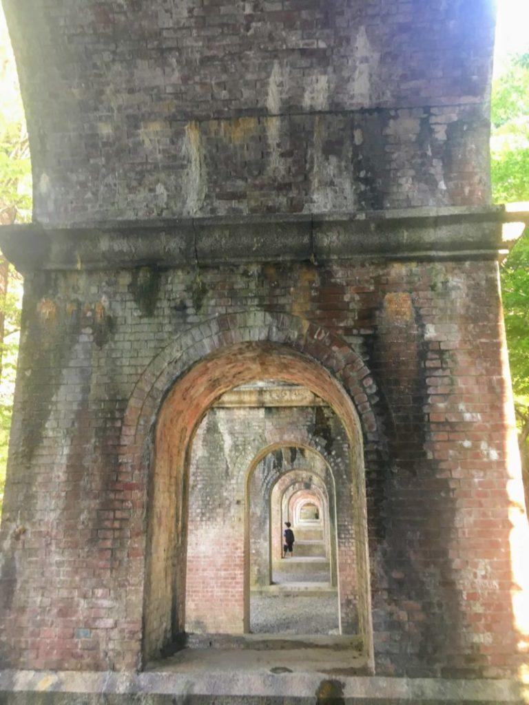 南禅寺の疏水,水路閣