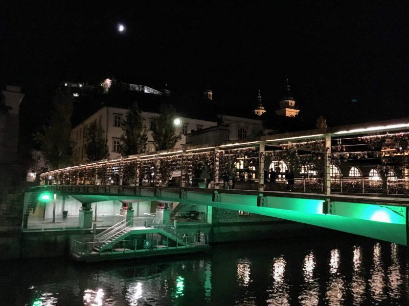 リュブリャナの肉屋の橋