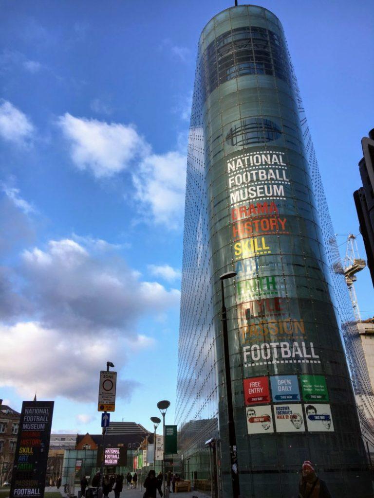 国立サッカー博物館