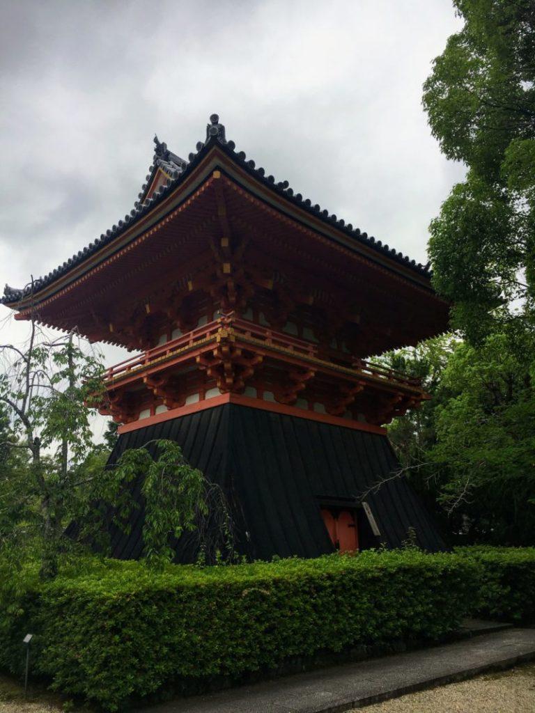 仁和寺の金楼