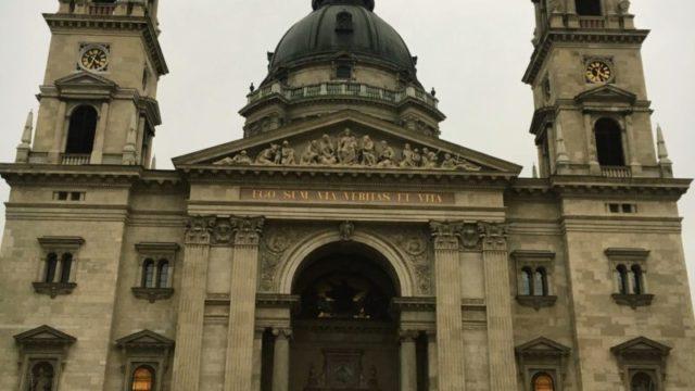 ブダペストの聖イシュトヴァーン大聖堂