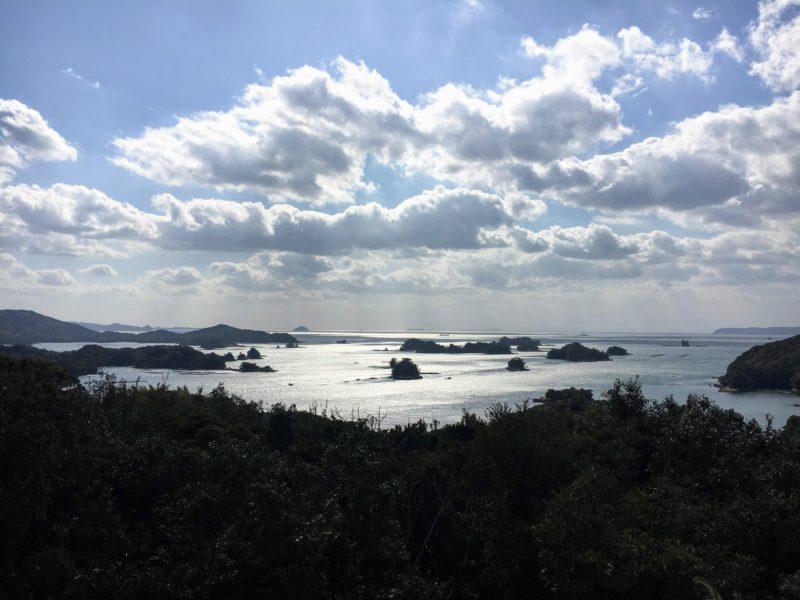 船越展望所からの眺望