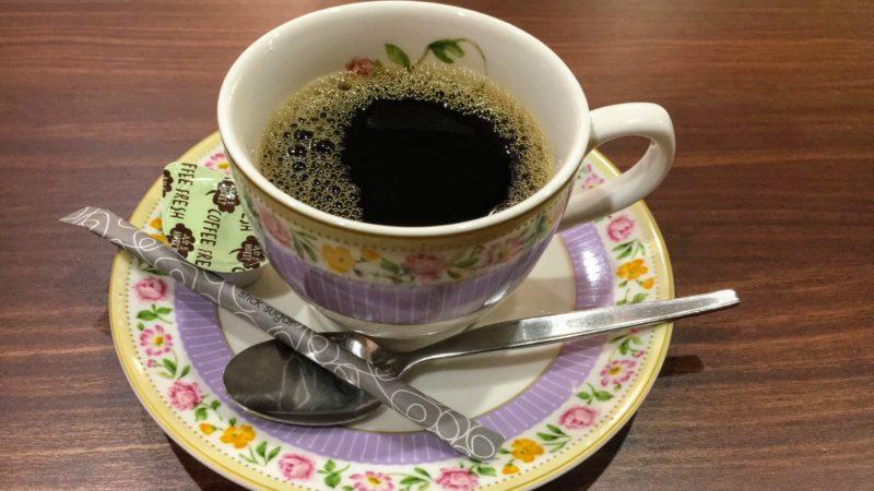 ぽるとのコーヒー