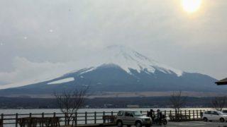 Cafeノアから見える富士山