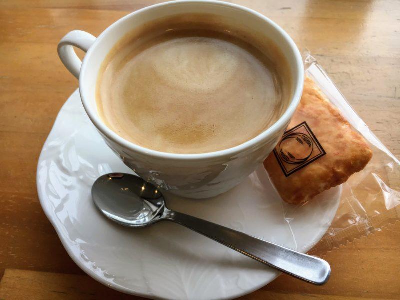Cafeノアのブレンドコーヒー