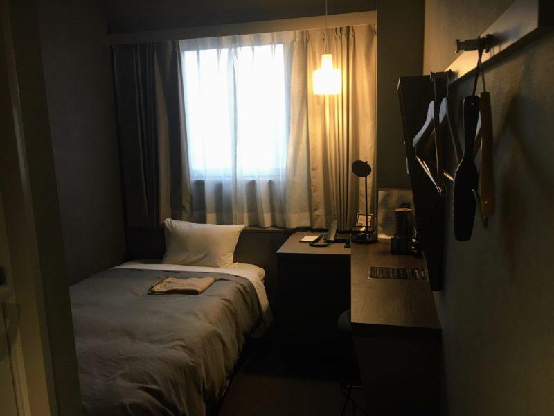 CENTER HOTEL TOKYO(センターホテル東京)のシングルルーム