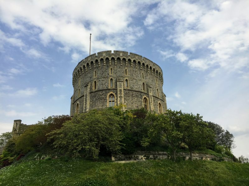 ウィンザー城(Windsor Castle)