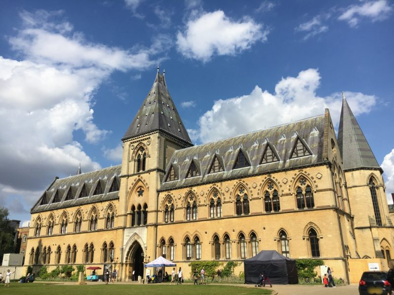 オックスフォード大学自然史博物館