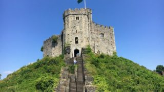 カーディフ城(Cardiff Castle)
