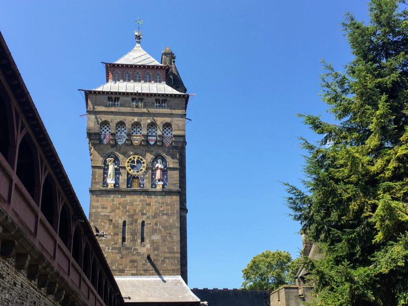 時計塔(Clock Towers)