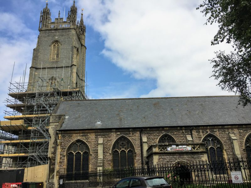 St John The Baptist City Parish Church
