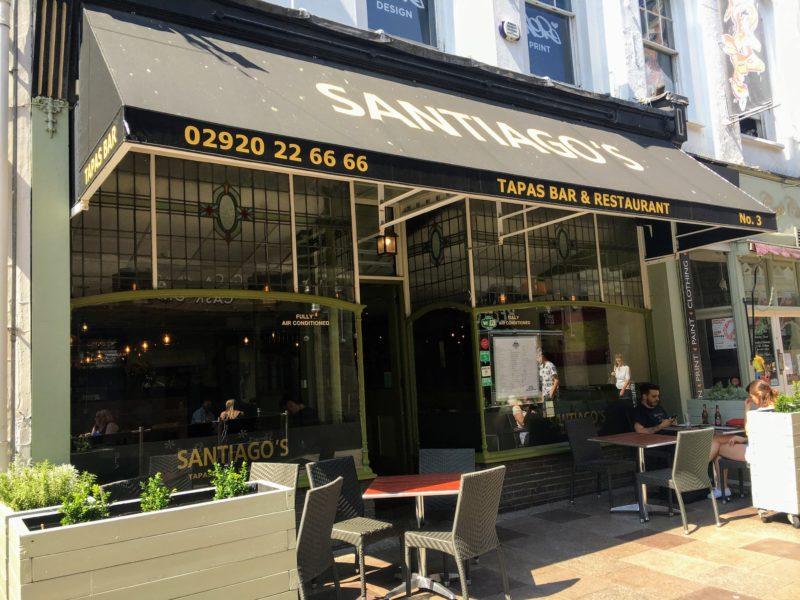 SANTIAGO'S(Cardiff)