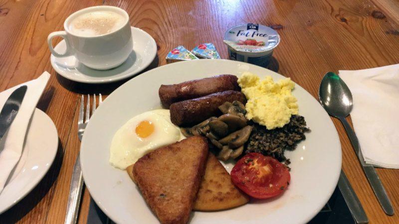 ザ ビクトリアン ハウス(The Victorian House)の朝食