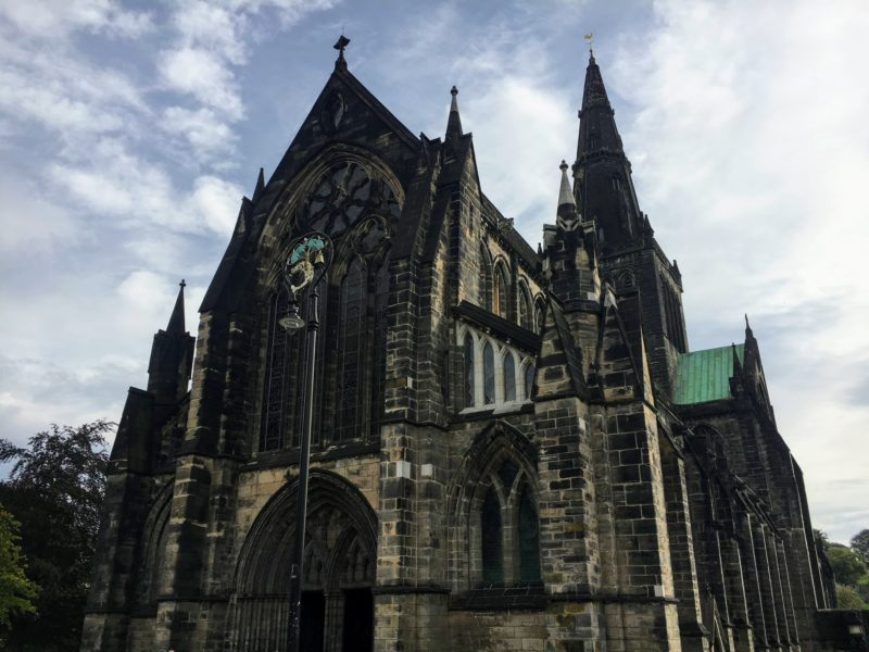 Glasgow Cathedral(グラスゴー大聖堂)