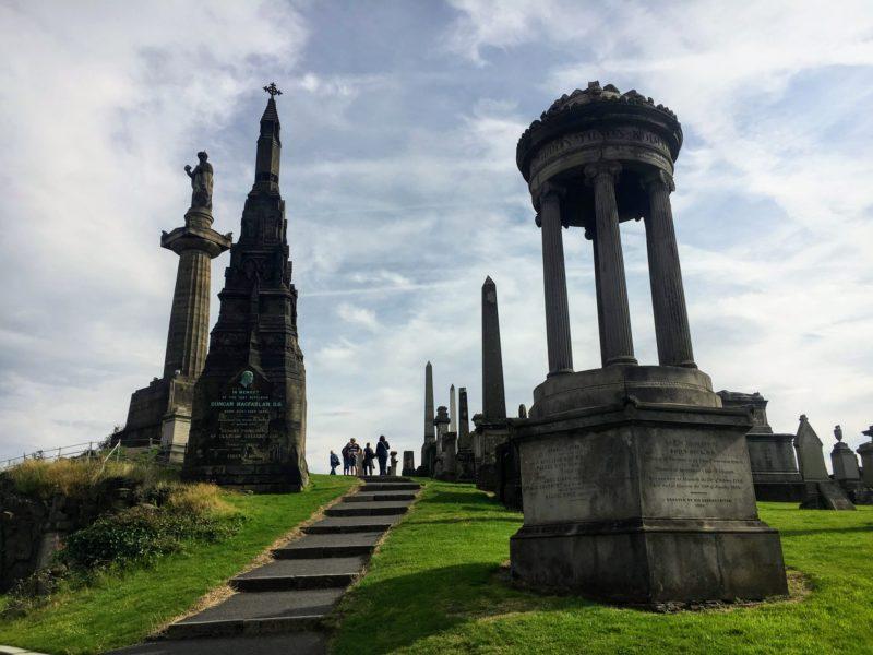 Glasgow Necropolis(グラスゴー・ネクロポリス)
