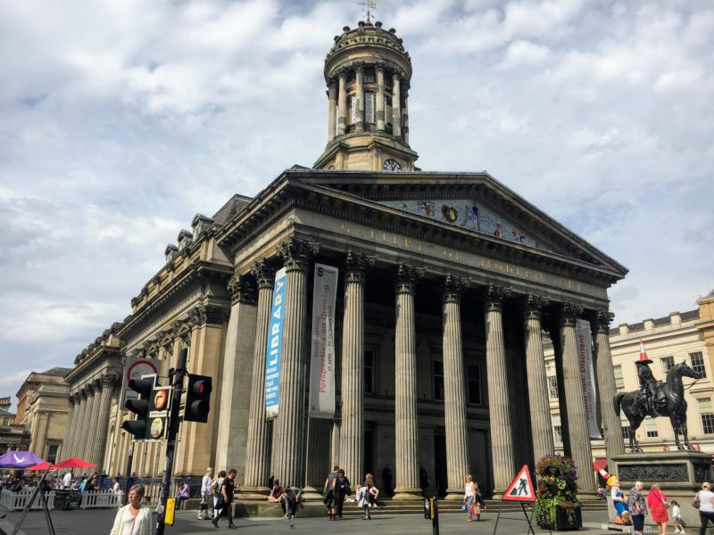 Gallery of Modern Art, Glasgow(グラスゴー現代美術館)