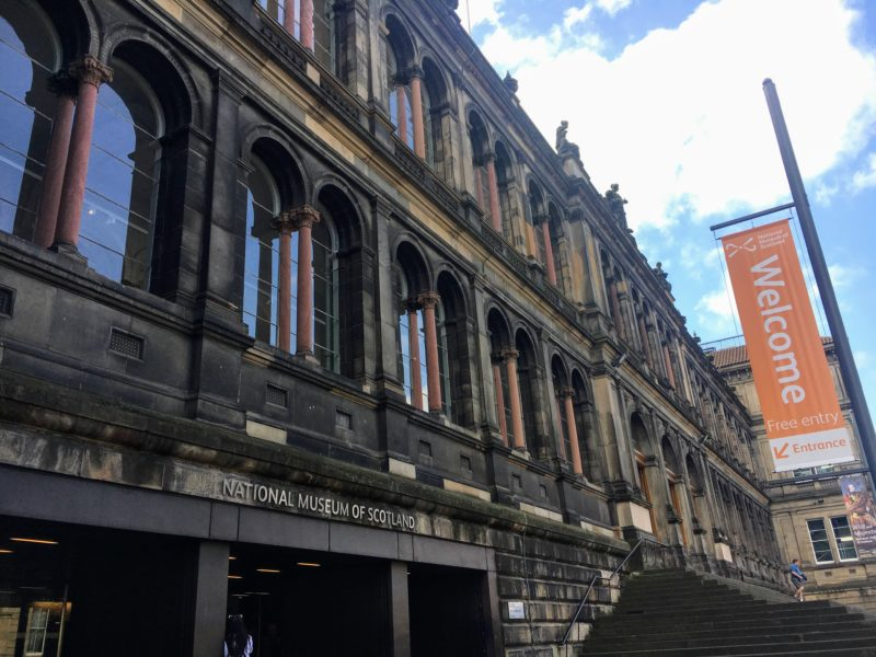 Museum of Scotland(スコットランド国立博物館)