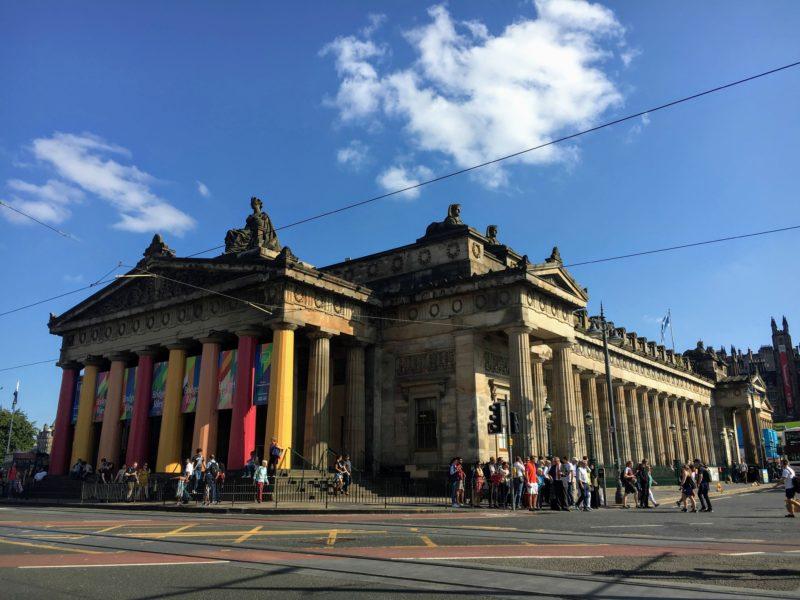 National Galleries of Scotland(スコットランド国立美術館)