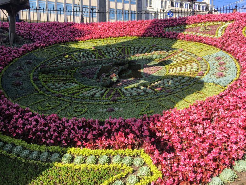 Floral Clock(フローラル・クロック)