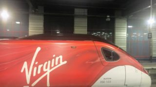 Virgin Trainsの車体
