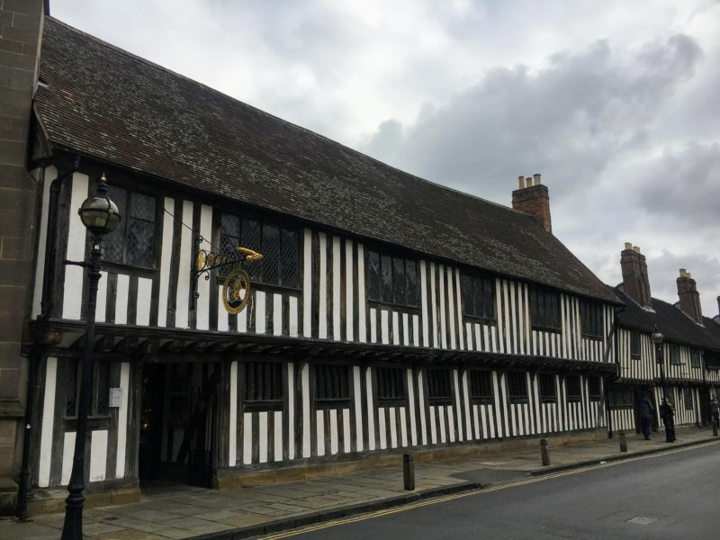 シェイクスピアのスクールルーム&ギルドホール(Shakespeare's Schoolroom & Guildhall)